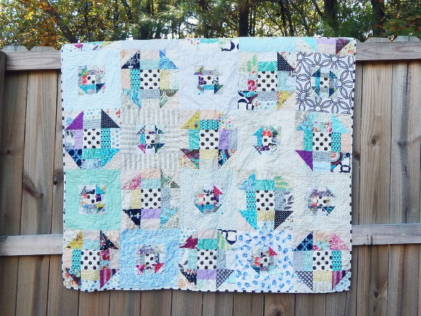 Honey Butter Quilt, You choose Size and color palette