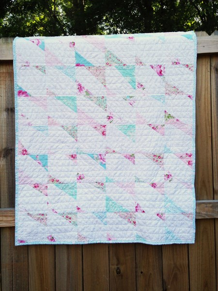 The Migration Quilt, You choose Size and color palette