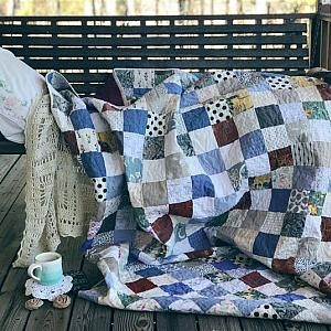MEMORY QUILT in Tiny Patch