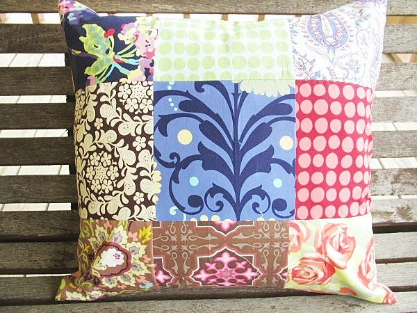 Add on a Patchwork Sham, Decorative, Throw Pillow Sham, different sizes available