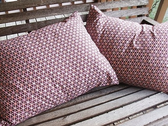 Bedroom Sham, YOU PICK FABRICS, different sizes available